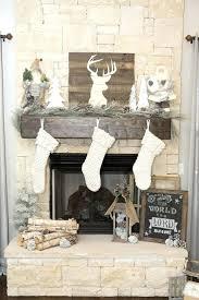 decorations christmas mantel decorating ideas martha stewart