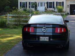 Black 2011 Mustang What Color Stripes The Mustang Source Ford Mustang Forums
