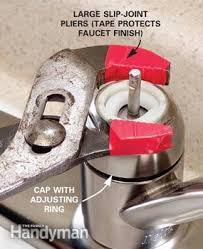 How To Fix A Low Pressure Faucet How To Fix A Leaky Faucet Family Handyman