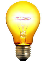 new incandescent light bulb invented the light bulb
