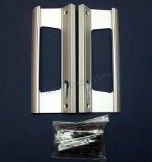Patio Handle Silver Fullex Patio Door Handles For Upvc Or Aluminium New