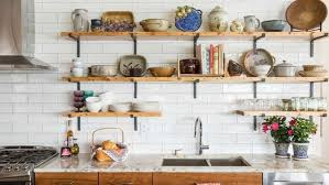 kitchen shelf 10 things to store on open kitchen shelves for efficiency and
