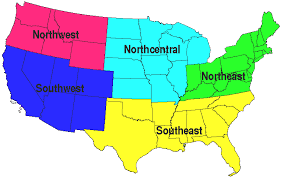 usa regions based on census suggestions requests