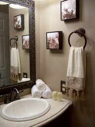ideas to decorate a bathroom easy decorate bathroom ideas 13 regarding home redesign options