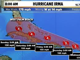 update irma downgraded to tropical depression abcactionnews com