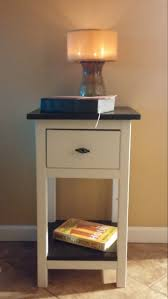 Farmhouse Side Table Nightstands Mini Farmhouse Side Tables By Deer Lake Designs On