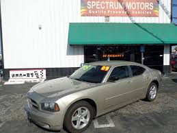 2009 used dodge charger used dodge charger automatic transmission corona ca spectrum motors