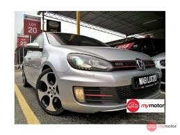 volkswagen malaysia ad 2013 volkswagen golf gti for sale in malaysia for rm99 000 mymotor