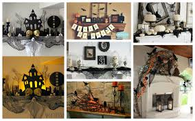 awesome halloween mantel decor ideas that will blow your mind