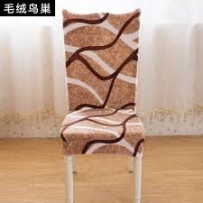 Polyester Chair Covers Aliexpress Com Buy Spandex Velvet Dining Chair Cover 100