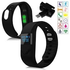 heart rate tracker bracelet images Bluetooth blood pressure oxygen heart rate monitor bracelet with jpg