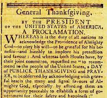 thanksgiving focus