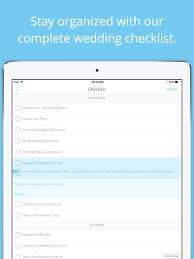 Wedding Planning Schedule Wedding Planner By The Knot On The App Store