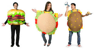 Salt Shaker Halloween Costume Burger Related Costume Ideas Halloween Eats