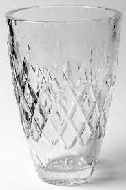 Rogaska Crystal Vase Rogaska Queen At Replacements Ltd