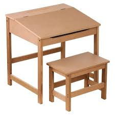 childrens table and stools childrens kids wooden study home work writing reading table desk and