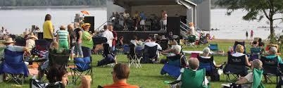 2017 summer concert series lake st clair u0026 stony creek huron