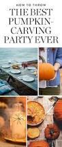 Puking Pumpkin Carving Stencils by Best 25 Pumpkin Carving Party Ideas On Pinterest Pumpkin