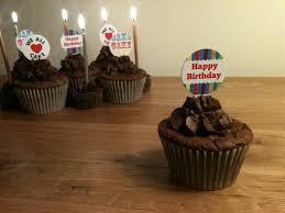 chocolate brownie cupcakes gloverly cupcakes