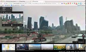 Maps Google Com Miami by Google Maps Using The Street View Time Machine Youtube