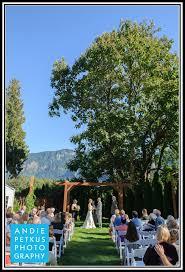 wedding at cape horn estate wedding venue skamania washington