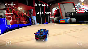 table top racing cars table top racing world tour 1 million drift points special event