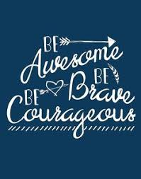Bathroom Art Printables Be Awesome Be Brave Be Courageous Free Printable Art Printable