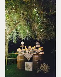 Rustic Wedding Decoration Rock U0027n Rustic Wedding Dessert Tables U0026 Displays Mon Cheri Bridals
