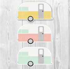 Retro Camper Vintage Camper Png Digital Download Retro Camper Vector Camping