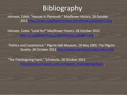pilgrim presentation