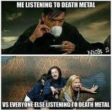 Heavy Metal Meme - 17 5k likes 142 comments metal memes metalmeme on instagram