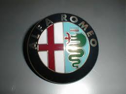 alfa romeo emblem alfa romeo badges eb spares news