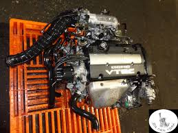 used honda prelude complete engines for sale
