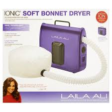 portable hair dryer walmart laila ali ionic soft bonnet dryer walmart com