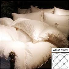 Down Comforters Very Best Quality Siberian Down Comforter Diagon Winter Light