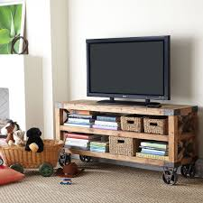 Wooden Tv Stands And Furniture Diy Industrial Tv Stand Pictures Steampunk Home Theater Guest