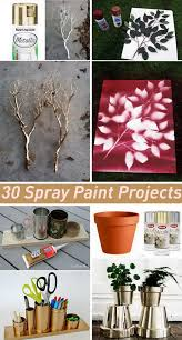 Amazing Spray Paint - amazing spray paint project ideas to beautify your home hative