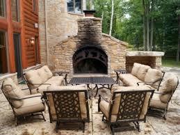 popular outdoor fireplace stone veneer u2014 porch and landscape ideas