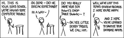 Bobby Tables Xkcd Large Exploits Of A Mom Jpg