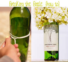 Awesome Wine Glasses How To Cut A Bottle Without Using Any Cutters Awesome Diy To