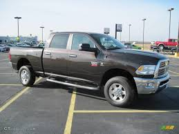 dodge ram brown color 2010 rugged brown pearl dodge ram 3500 big horn edition crew cab