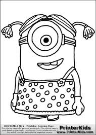 17 minion pictures images drawings coloring