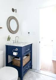 navy blue bathroom ideas marvelous blue bathroom vanity cabinet navy with mirror of