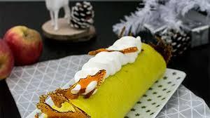 t駘駑atin recettes de cuisine bûche chocolat blanc et pommes caramélisées façon tatin recette