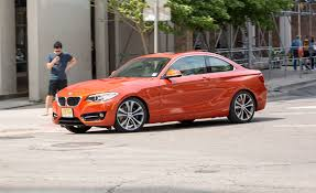 red bmw 2017 2017 bmw 2 series in depth model review car and driver