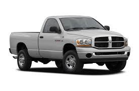 2007 dodge ram 2500 new car test drive