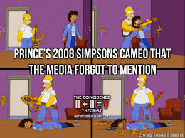 Simpsons Treehouse Of Horror 19 The 2016 Celebrity Death Round Up 19 U0027coincidences U0027 That Will