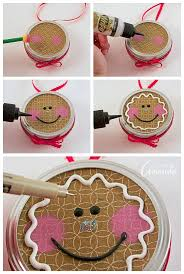 best 25 gingerbread ornaments ideas on cinnamon