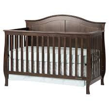 Jardine Convertible Crib Convertible Crib Brown