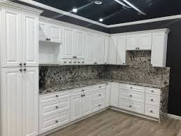 white kitchen cabinets raised panel